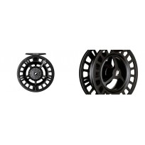 The Sage Spectrum 7/8# Fly Reel - Black