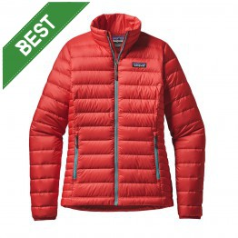 Patagonia Women's Down Sweater - Red