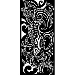 Buff NZ Maori Mania