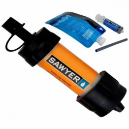 Sawyer Point One Mini Water Filter - Orange
