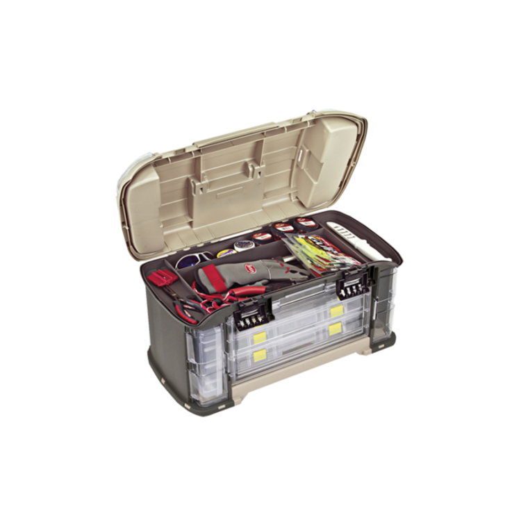 Plano guide series angled tackle box 787010 for Plano fishing boxes