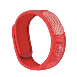 Parakito Adult Mosquito Wristbands - Red