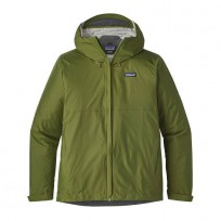 Patagonia Men's Torrentshell Jacket - Sprouted Green