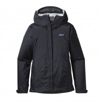 Patagonia Women's Torrentshell Jacket Black