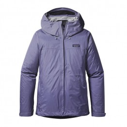 Patagonia Women's Torrentshell Jacket Lupine Purple
