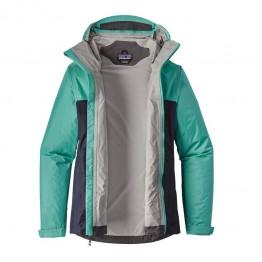 Patagonia Women's Torrentshell Jacket  - Strait Blue
