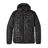 Patagonia Men's Micro Puff Hoody - Black