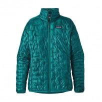 Patagonia Women's Micro Puff Jacket - Elwha Blue