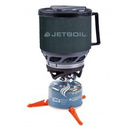 Jetboil MiniMo Personal Cooking System Hikers Stove - Carbon