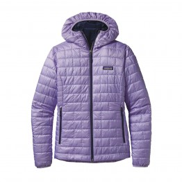 Patagonia Nano Puff Hoody Women's - Purple