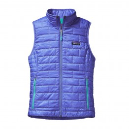 Patagonia Nano Puff Vest Women's - Violet