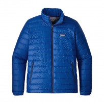 Patagonia Men's Down Sweater - Viking Blue