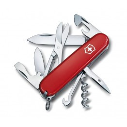 Victorinox Swiss Army Climber Multitool / Knife - Classic Red