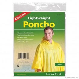 Coghlans Lightweight Poncho - Yellow