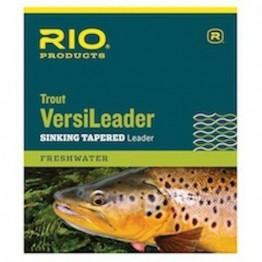 Rio Trout Versileader 7ft Sinking 2.6ips 12lb