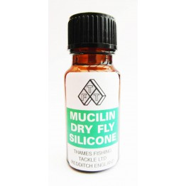 Dry Fly Silicon Mucilin Dressing 10ml