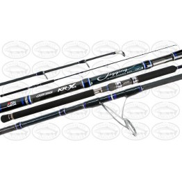 """Abu Garcia Salty Stage SS KR-X 6'2"""" 1 Piece 14-22kg (SJS-62/250-KR) Jigging Rod"""