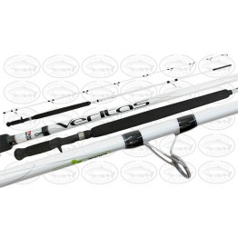 "Abu Veritas 1012SCLMM 10'00"" 7-10kg 2 Piece Salmon Rod Overhead BOTTOM MOUNT"