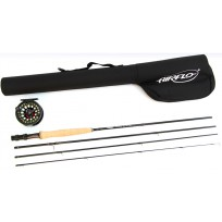 Airflo Bandit #5 9ft Fly Rod & Airflo Torque 5/6 Reel Fly Set