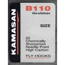 Kamasan B110 Fly Hooks