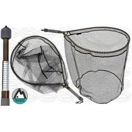 Mclean Weigh Short Handle Net - Medium - Rubber