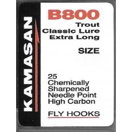 Kamasan B800 Fly Hooks