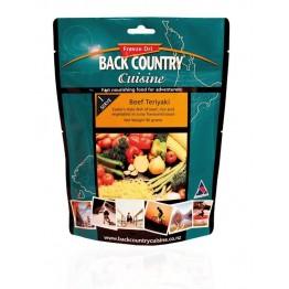 Back Country Cuisine Beef Teriyaki - 1 Serve