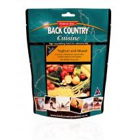Back Country Yoghurt & Muesli - 1 Serve