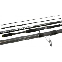 Berkley Attack 7' 2 Piece 4-8kg Casting Rod