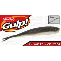 "Berkley Gulp Minnow 3"" Smelt Softbait"