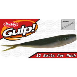 "Berkley Gulp Minnow 3"" Watermelon Pearl Softbait"