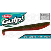 "Berkley Gulp 4"" Swimmow Camo Softbait"