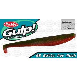 "Berkley Gulp 4"" Swimmow Camo Softbait"