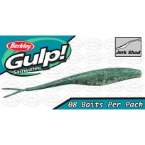"Berkley Gulp 5"" Jerk Shad Gar Licker"