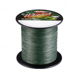 Berkley Whiplash Superbraid 65lb 1800m Dark Green Bulk Braid