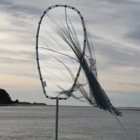 Fishfighter Whitebait Scoop Net 12'