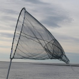 Fighfighter Whitebait 12ft Scoop Net Bag