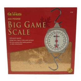 Big Game Scale 200kg 440lb