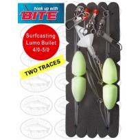 Bite Surfcasting Lumo Bullet 4/0-5/0