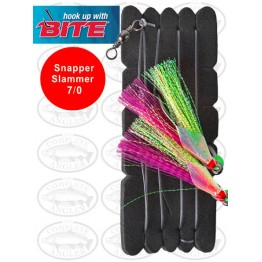 Bite Snapper Slammer Flash Rig 7/0