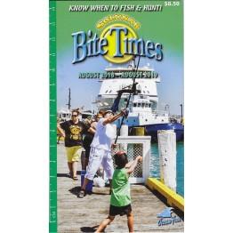 Solunar Bite Times Book 2018 - 2019