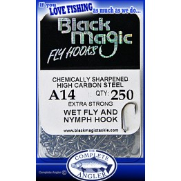 Bulk Black Magic Hooks A14 Quality