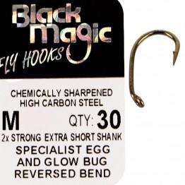 Black Magic M Series Fly Hook Sizes #10 - #14 Box 30