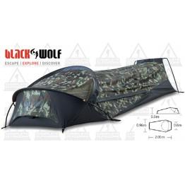 Black Wolf Cocoon Bivy Tent 1 Person - Camo