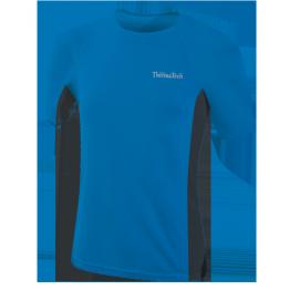 Thermatech S/S Ultrasport Cobalt Baselayer Men's