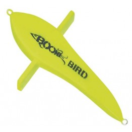 "Boone 12"" Bird - Fish Teaser Yellow"