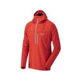RAB Boreas Pull-On Men's Mid Layer - Molton - XL