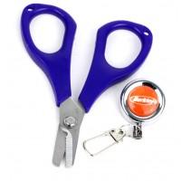 Berkley Braid or Fireline Scissors & Zinger Retriever