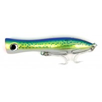 Braid Tantrum GT Monster Popper 200mm 105gm Lure Colour Dorado