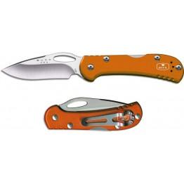 Buck Spitfire Folding Knife - Orange